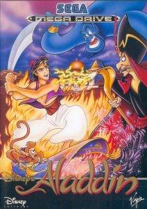 Aladdin per Sega Mega Drive
