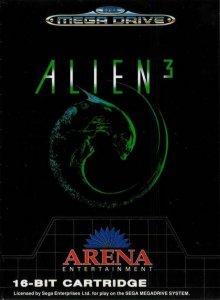 Alien 3 per Sega Mega Drive