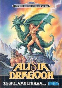 Alisia Dragoon per Sega Mega Drive