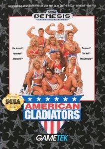 American Gladiators per Sega Mega Drive