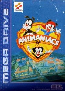 Animaniacs per Sega Mega Drive