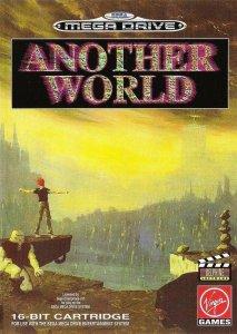 Another World per Sega Mega Drive