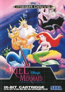 Ariel: The Little Mermaid per Sega Mega Drive