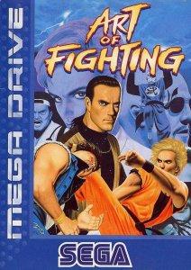 Art of Fighting per Sega Mega Drive
