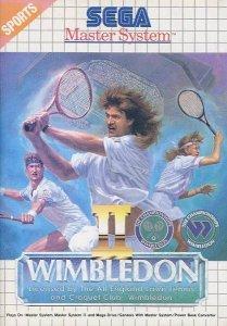 Wimbledon 2 per Sega Master System