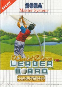 World Class Leaderboard per Sega Master System