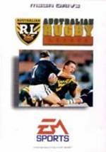 Australian Rugby League per Sega Mega Drive