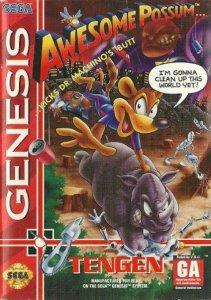 Awesome Possum per Sega Mega Drive