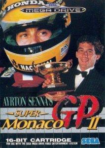 Ayrton Senna's Super Monaco GP II per Sega Mega Drive