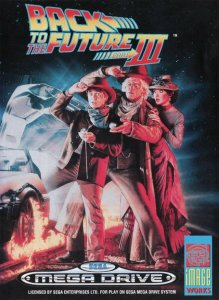 Back To The Future Part III per Sega Mega Drive