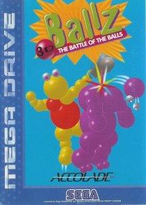 Ballz 3D per Sega Mega Drive