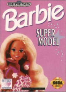 Barbie Super Model per Sega Mega Drive