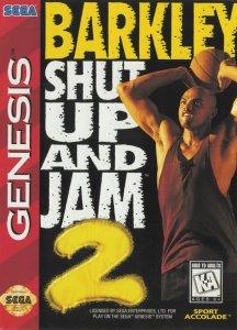 Barkley Shut Up and Jam 2 per Sega Mega Drive