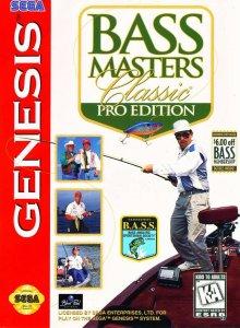Bass Masters Classic Pro Edition per Sega Mega Drive