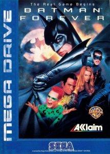 Batman Forever per Sega Mega Drive