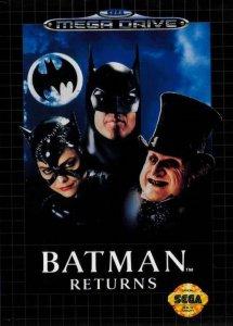 Batman Returns per Sega Mega Drive