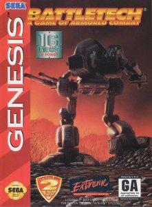 Battletech: Armored Combat per Sega Mega Drive