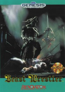 Beast Wrestler per Sega Mega Drive