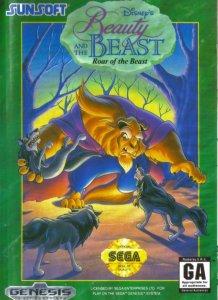 Beauty & The Beast: Roar of the Beast per Sega Mega Drive