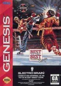 Best of the Best: Championship Karate per Sega Mega Drive