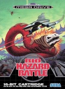 Biohazard Battle per Sega Mega Drive