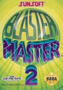 Blaster Master 2 per Sega Mega Drive