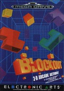 Blockout per Sega Mega Drive
