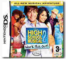 High School Musical 2: Work This Out per Nintendo DS