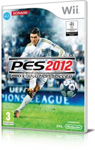 Pro Evolution Soccer 2012 (PES 2012) per Nintendo Wii