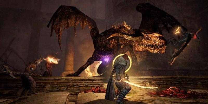 dragons dogma dark arisen isola di nerabisso