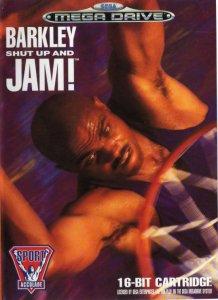 Barkley Shut Up and Jam! per Sega Mega Drive