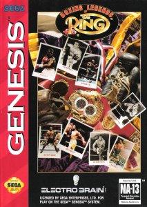 Boxing Legends of the Ring per Sega Mega Drive