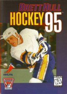 Brett Hull Hockey 95 per Sega Mega Drive