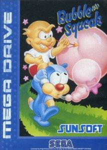 Bubble and Squeak per Sega Mega Drive