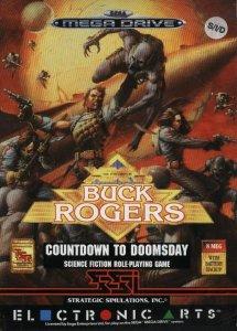 Buck Rogers: Countdown to Doomsday per Sega Mega Drive