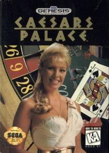 Caesars Palace per Sega Mega Drive