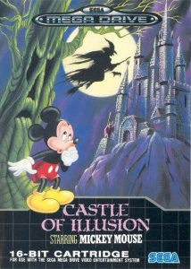 Castle of Illusion starring Mickey Mouse per Sega Mega Drive