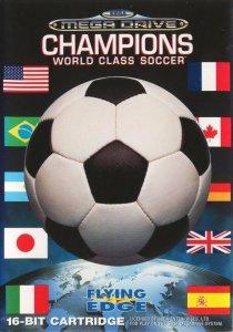Champions World Class Soccer per Sega Mega Drive
