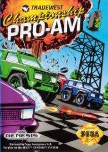Championship Pro-Am per Sega Mega Drive