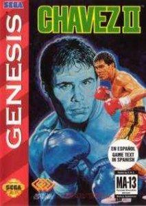 Chavez II per Sega Mega Drive