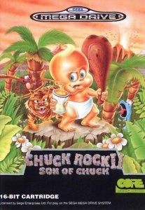 Chuck Rock 2 per Sega Mega Drive