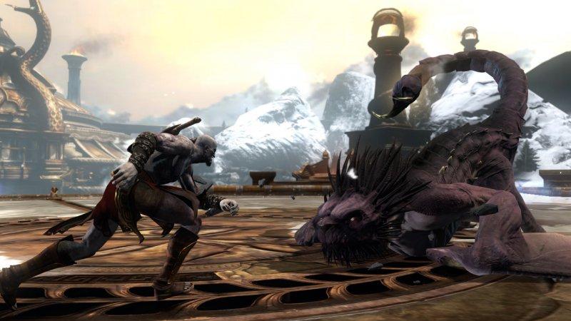La Soluzione di Gods of War: Ascension
