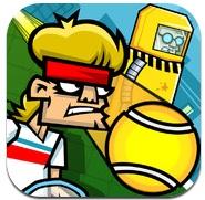 Tennis in the Face per iPhone