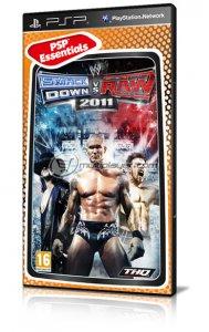WWE SmackDown! vs Raw 2011 per PlayStation Portable