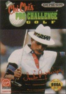 Chi Chi's Pro Challenge Golf per Sega Mega Drive