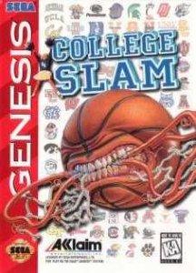 College Slam Basketball per Sega Mega Drive