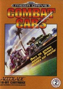 Combat Cars per Sega Mega Drive