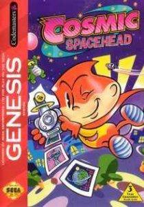 Cosmic Spacehead per Sega Mega Drive
