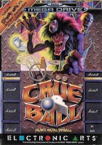 Crue Ball per Sega Mega Drive