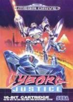 Cyborg Justice per Sega Mega Drive